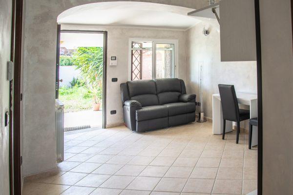 Ardea – Nuova Florida – Appartamento con giardino