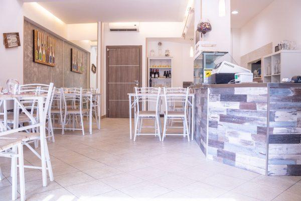 San Paolo – Largo Antonelli attività di ristorazione