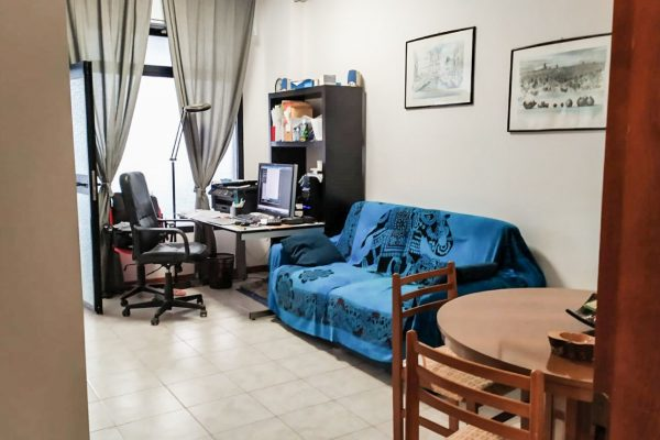 Tintoretto – Viale Aldo Ballarin. Appartamento di 59mq