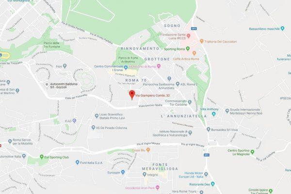 ASTA – Tintoretto/Roma 70 – Via Giampiero Combi. Appartamento 142mq