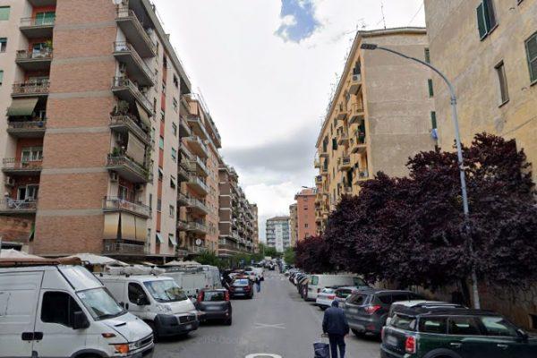 ASTA – Garbatella Via Caffaro 78mq
