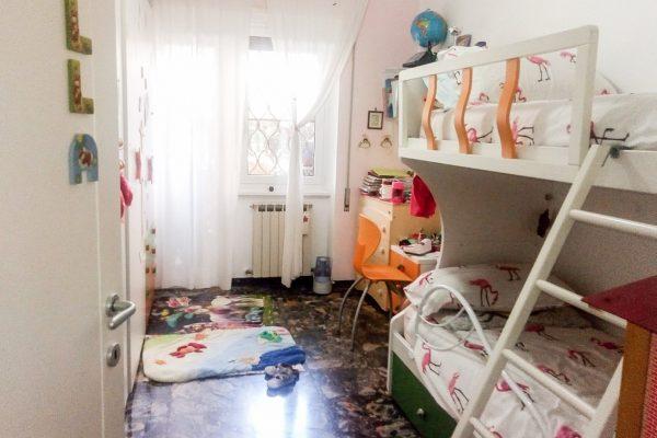 Casetta Mattei –  appartamento con giardino e box 22mq