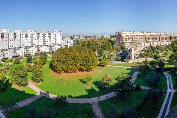 Via Cesarini – appartamento 7° piano 120mq con balcone