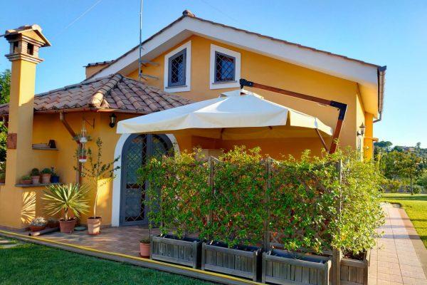 Sacrofano – Via Dei Gerani Villa Indipendente 150 mq