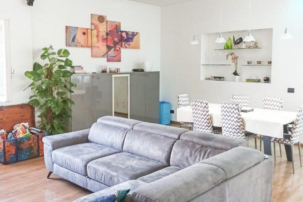 Appartamento ristrutturato tripla esposizione 130mq