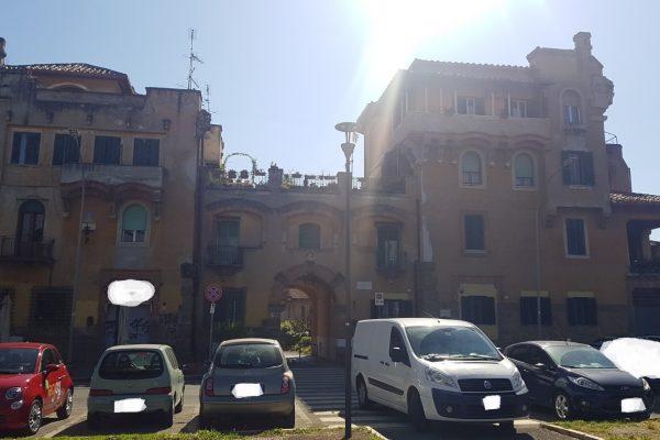 Garbatella – appartamento all'asta in Piazza Brin