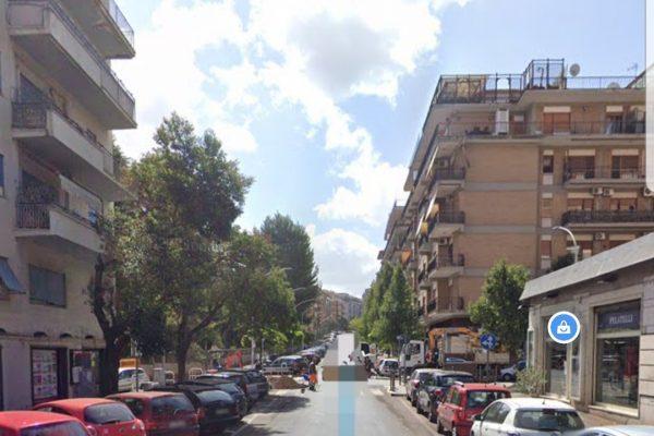 Colombo –  appartamento all'asta Via Aristide Leonori