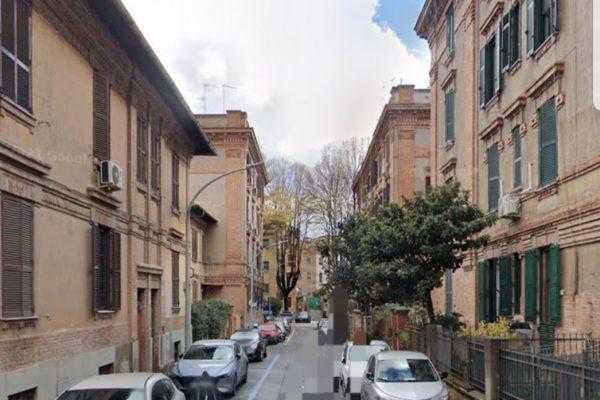 San Baba – Villino all'asta in Via Vincenzo Camuccini
