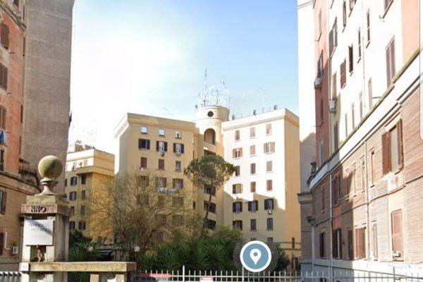Monteverde – appartamento all'asta Via Donna Olimpia