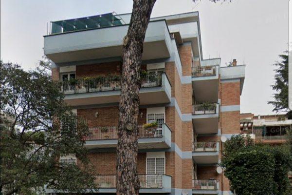 Cassia – appartamento all'asta in Via Cassia